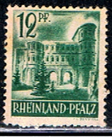 A2 759 // YVERT 4 // 1947-48 - Zone Française