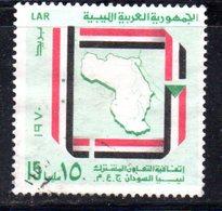 APR1456 - LIBIA LYBIA 1970 , Yvert N. 380  Usato (2380A) - Libia