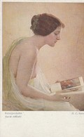 Cartolina - Postcard / Non Viaggiata -unsent / H.C. Kosel .- La Storia Dell'arte. - Malerei & Gemälde