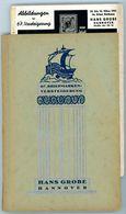 67 Grobe Auktion 1941 - Seltener Früher Auktionskatalog Mit Den Bildtafeln - Catalogi Van Veilinghuizen