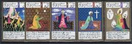 St.Vincent 1978 Set Of Stamps To Celebrate Christmas - St.Vincent (1979-...)