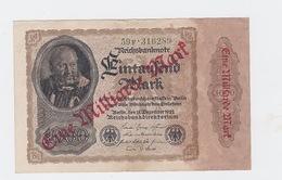 Billet De1 Milliard  Du 15-9-1922  Pick 113 - [ 2] 1871-1918 : Duitse Rijk