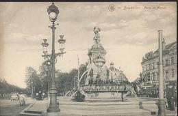 Bruxelles - Porte De Namur - HP1647 - Monumenti, Edifici