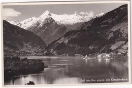 Zell Am See Gegen Das Kitzsteinhorn - (Austria) - 1956 - Zell Am See