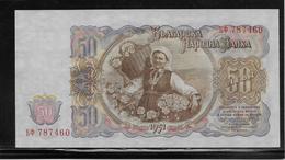 Bulgarie - 50 Leva - Pick N°85 - NEUF - Bulgarie