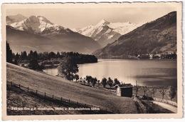 Zell Am See G.d. Hochtenn, 3368 M U. Das Kitzsteinhorn 3205 M - (Austria) - 1954 - Zell Am See