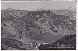 Zell Am See Von Der Schmittenhöhe Aus - (Austria) - 1943 - Zell Am See