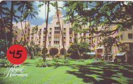 Télécarte Japonaise HAWAII Related (45) - Hawaï