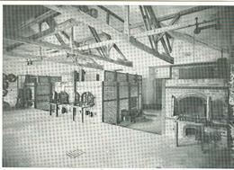 DACHAU - Ofenraum Des Neuen Krematoriums - WEISS / SCHWARZ -NOT TRAVELED- INTERNATIONALER AUSSCHUSS VON DACHAU - Dachau