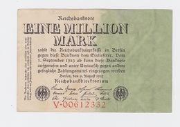 Billet De 500 000 Mark Du 9-8-1923 Uniface   Pick 99  Neuf - [ 3] 1918-1933 : République De Weimar