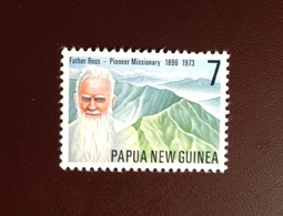 Papua New Guinea 1976 William Ross MNH - Papouasie-Nouvelle-Guinée