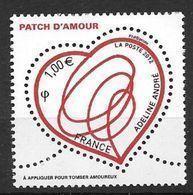 France 2012 N° 4632 Neuf St Valentin Adeline André à La Faciale - Francia