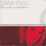RARE CD SINGLE DIANA KRALL HAVE YOURSELF A MERRY LITTLE CHRISTMAS 1998 WARNER Noël Jazz - Jazz