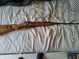 Fusil  De Guerre Allemand De Marque Mauser Annee1943 - 1939-45