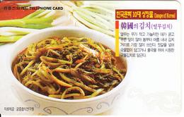 SOUTH KOREA - Korean Food(W 3000), Tirage 50000, 02/01, Used - Korea (Zuid)