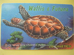 Telecarte De Wallis Et Futuna - Wallis And Futuna