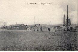 55. Revigny. L'hôpital Militaire - Revigny Sur Ornain