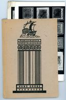 76 Grobe Auktion 1947 - Früher Nachkriegskatalog Mit Den Bildtafeln + Ergebnisliste - Catalogi Van Veilinghuizen
