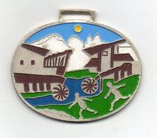 Italia - 1970 - Medaglia 5^ Edizione Minimaratona La Due Mulini - Malè (Trento) -  Vedi Foto - (MW2479) - Italia