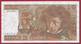 """10 Francs """"Berlioz"""" Du 03/03/1977.A --VF/SUP---ALPH Q.295 - 1962-1997 ''Francs''"""
