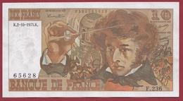 "10 Francs ""Berlioz"" Du 02/10/1975.K --XF/SUP+---ALPH F.236 - 1962-1997 ''Francs''"