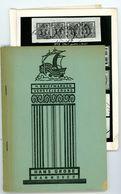 78. Grobe Auktion 1948 - Früher Nachkriegskatalog Mit Den Bildtafeln - Catalogi Van Veilinghuizen