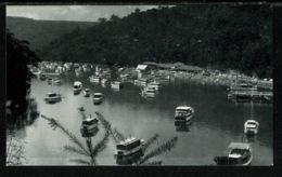 Ref 1308 - Postcard - Halvorsen's Marine Centre - Bobbin Head New South Wales Australia - Other