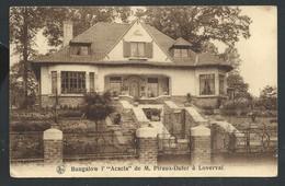 """+++ CPA - Gerpinnes - Bungalow L""""Acacia"""" De M. Piraux Dufer à LOVERVAL - Nels   // - Gerpinnes"""