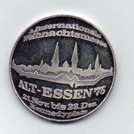 Germania - 1975 - Medaglia Fiera Di Natale Di Essen - Argento - Vedi Foto - (MW2481) - Italia