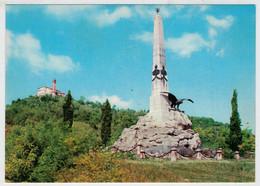 CORNUDA  (TR)    ROCCA  E  MONUMENTO   OSSARIO  AI  CADUTI        (NUOVA) - Italia