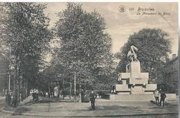 Bruxelles - Le Monument Du Bocq. - HP1667 - Monumenti, Edifici
