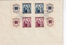 BOHEME ET MORAVIE 1940 LETTRE DE PRAHA - Covers & Documents
