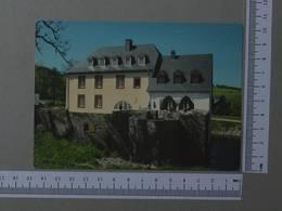 GERMANY   - WASSERBURG HAINCHEN -  WASSERBURG HAINCHEN -   2 SCANS    - (Nº29354) - Unclassified