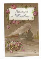 39 - Amitiés De DÔLE - Train - Dole