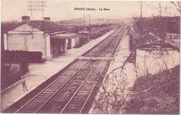 BERNIS - LA GARE - France