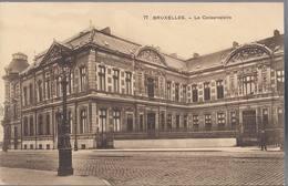 Bruxelles - Le Conservatoire - HP1673 - Monumenti, Edifici