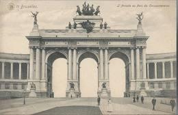 Bruxelles - L'Arcade Au Parc Du Cinquantenaire - HP1678 - Foreste, Parchi, Giardini