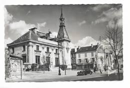 94 - CHAMPIGNY-SUR-MARNE ( Seine ) - L' Hôtel-de-Ville - Carte Glacée - Champigny Sur Marne