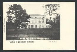 +++ CPA - Château De LONGCHAMPS - WAREMME - Côté Du Geer    // - Waremme