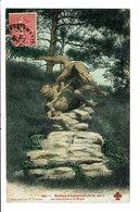CPA - Carte Postale - FRANCE-Paris Butte De Chaumont-Le Dénicheur D'Aigle-1905-VM3667 - Other Monuments