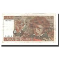 France, 10 Francs, 1975, 1975-10-02, TTB, Fayette:63.13, KM:150b - 1962-1997 ''Francs''