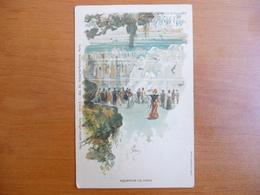 CPA - Exposition Universelle De Paris 1900 - Aquarium De Paris - Seule édition Officielle - Série A - Expositions