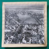Photographie Collée Sur Support Carton - Viêt Nam - Hanoï - Le Petit Lac - Lieux