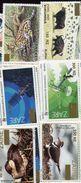 CONGO ZAIRE 1474/83 OCB 13€ RR Overprints Birds Robert Koch Medicine Tuberculosis Satellite Nairobi Conference - 1990-96: Neufs
