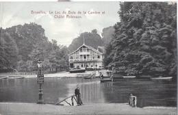 Bruxelles - Le Lac Du Bois De La Cambre Et Chàlet Robinson - HP1683 - Foreste, Parchi, Giardini