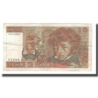 France, 10 Francs, 1975, 1975-05-15, TB+, Fayette:63.10, KM:150b - 1962-1997 ''Francs''