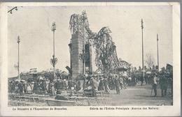 Le Dèsastre à L'Exposition De Bruxelles - HP1684 - Mostre Universali
