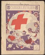 """Ancien Cahier """"L'écolier"""" - Croix Rouge Du Congo. - Organisaties"""