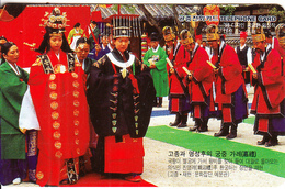 SOUTH KOREA - State Wedding(W10000), 07/99, Used - Korea (Zuid)