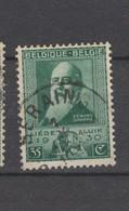 COB 299 Oblitération Centrale SERAING - Used Stamps